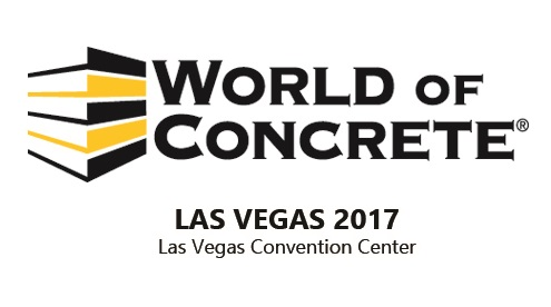World of Concrete 2017 | Las Vegas