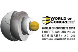2018 World of the Concrete Las Vegas
